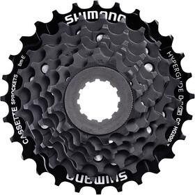 Shimano CS-HG200 Kaseta rowerowa 7-rzędowa 12/14/16/18/21/24/28 zębów srebrny